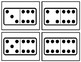 Subitizing Cards and Strips