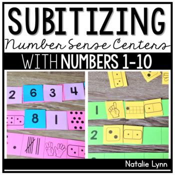 Subitizing Centers