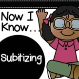 Subitizing Centers and Activities for Pre-K and Kindergarten