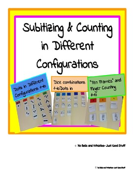 Subitizing & Counting in Different Configurations