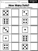 Subitizing Dice Workbook