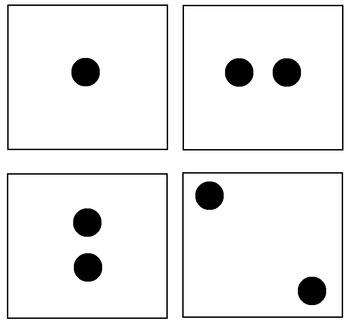 Subitizing Dot Cards 1-10 by LovelyLeopard | Teachers Pay Teachers