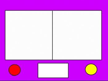 Subitizing Dot Frames with Bonus Mat