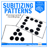 Subitizing Dot Patterns: Talking Numbers