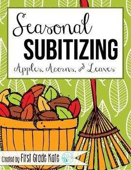 Subitizing for September