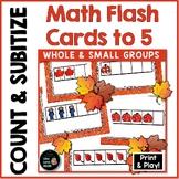 Fall Five Frames