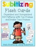 Subitizing Flash Cards