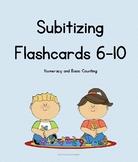 Subitizing Flashcards 6-10