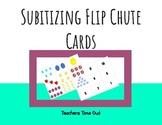 Subitizing Flip Chute Task Cards