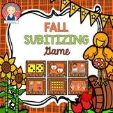 Autumn Subitizing Game