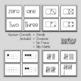 Subitizing Game: Identifying & Printing Numbers 0 - 20