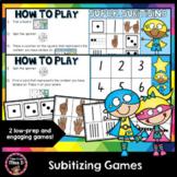 Subitizing Games