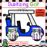 Subitizing Golf