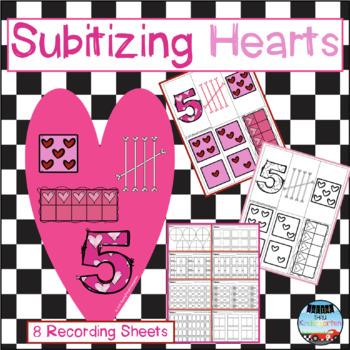 Subitizing Hearts