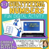 Subitizing - Knowing Numbers without Counting Google Slide