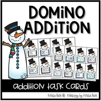 Subitizing Math - Addition