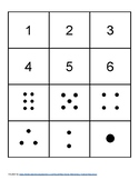 Subitizing Memory: Match Dots to Numeral
