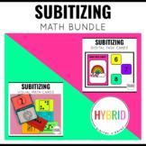 Subitizing Mini Bundle