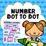 Subitizing Number Dot to Dot