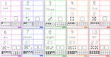 Numeracy Practice Sheets
