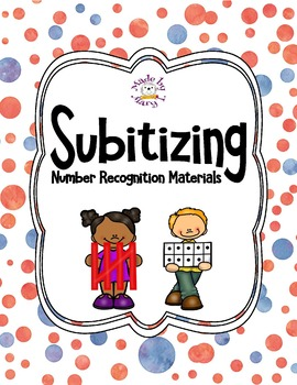 Subitizing - Number Recognition