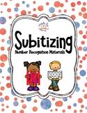 Subitizing - Number Recognition