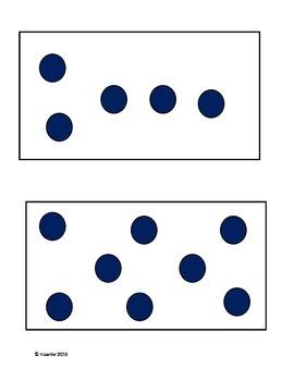 Subitizing Number Sense