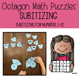 Subitizing Octagon Math Puzzles for Centers and Independent Work