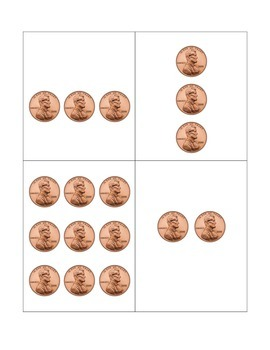 Subitizing Pennies