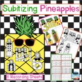 Subitizing Pineapples