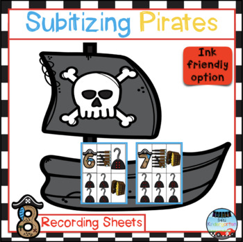 Subitizing Pirates