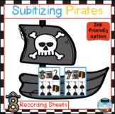 Subitizing Pirates
