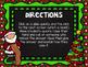 Subitizing Power Point Christmas Themed