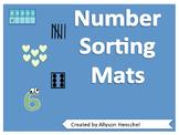 Subitizing Sorting Mats