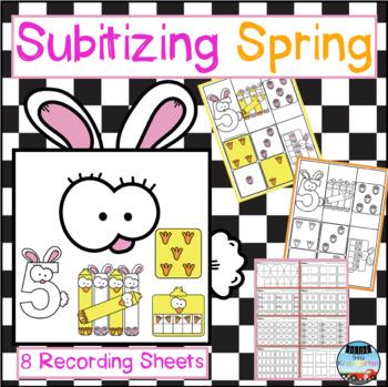 Subitizing Spring