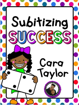Subitizing Success~ No Prep Printables