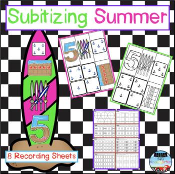 Subitizing Summer