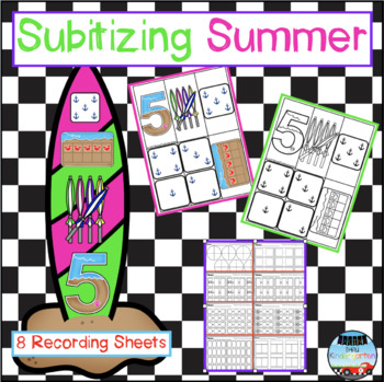 Subitizing Summer