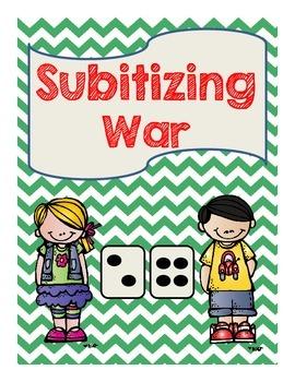 Subitizing War