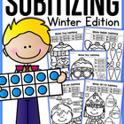 Subitizing Winter Edition