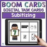 Boom Cards Subitizing