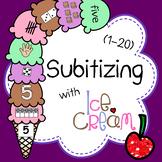 Subitizing and Number Recognition (1-20) - Sweet Subitizin