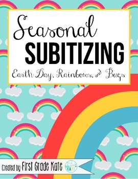 Subitizing for April