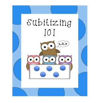 Subitizing for Beginners: Dot Talks and Math Games