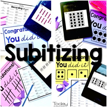 Subitizing for the Year