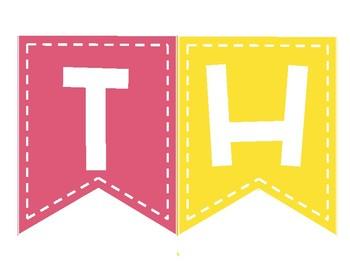 Subject Area Pineapple Theme Banner