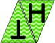 Subject Banners (Green Chevron)