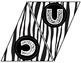 Subject Banners - Zebra Print