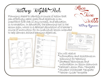 Subject Planning Pack