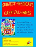 Subject Predicate Carnival Games